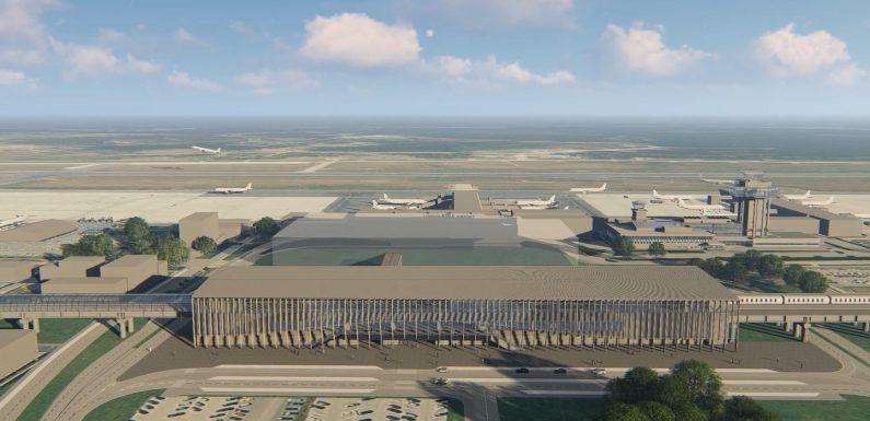 "Corruption ""Lands"" At Riga Airport"
