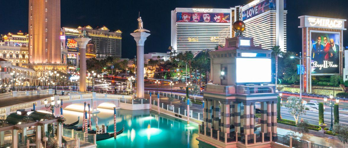 Las Vegas – izmēģini savu veiksmi