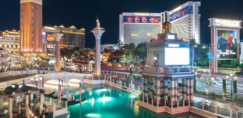 Las Vegas – Try Your Luck